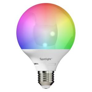ΛΑΜΠΤΗΡAΣ LED E27 SMART WiFi 13W RGB